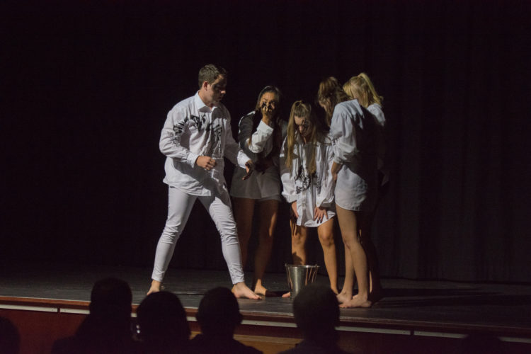 Senior Drama Performance Night 2018 43