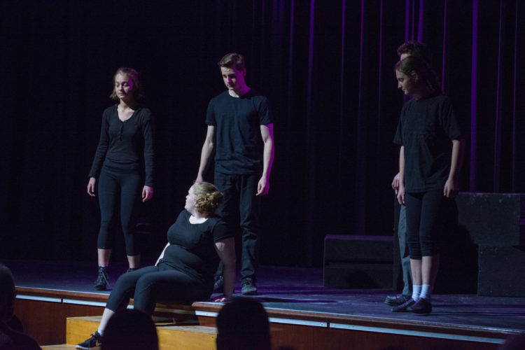 Senior Drama Performance Night 2018 51
