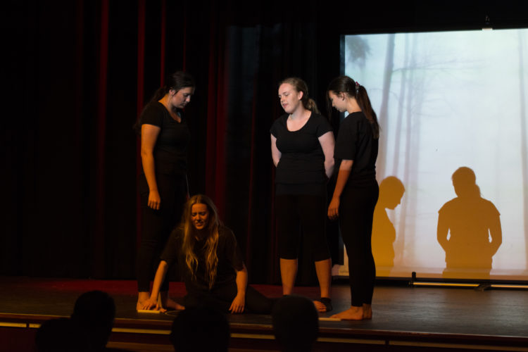 Senior Drama Performance Night 2018 71