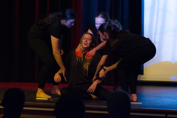 Senior Drama Performance Night 2018 72