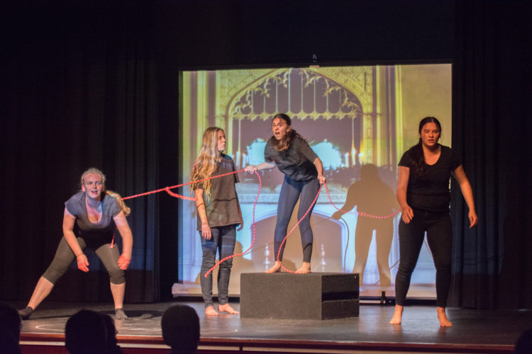 Senior Drama Performance Night 2018 76