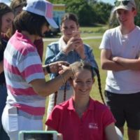 Going Bald For Breast Cancer 10