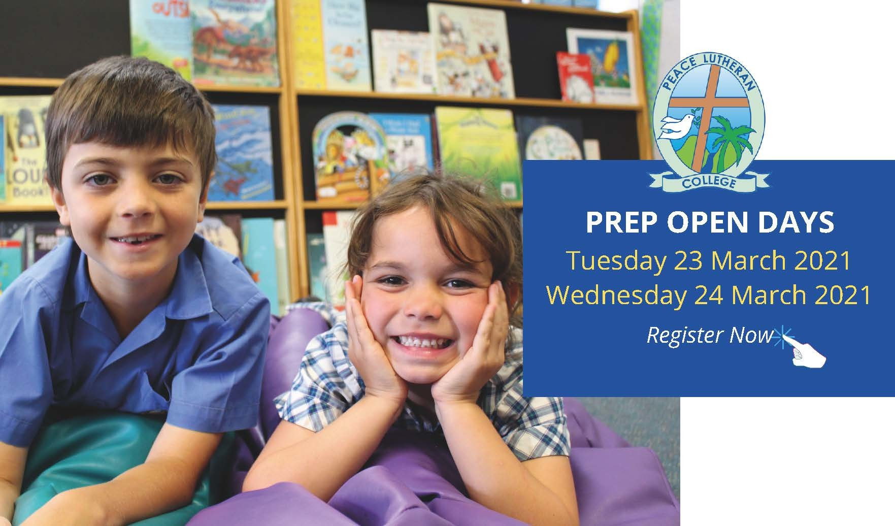 Prep in Action Open Days