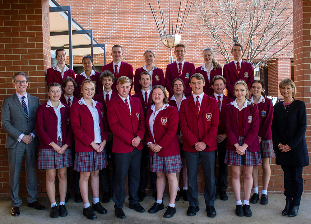 Captains and prefects Junbe 2021