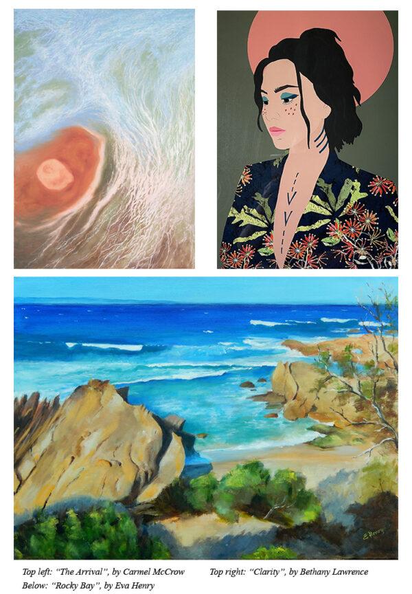 Art Show pieces