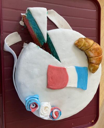 Languages Week - French cake