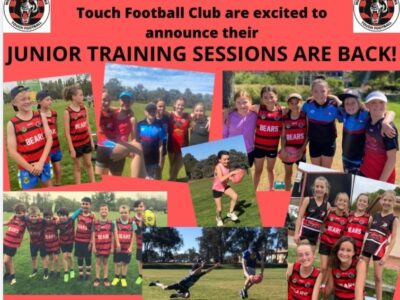 North Canberra Bears Touch Football Club