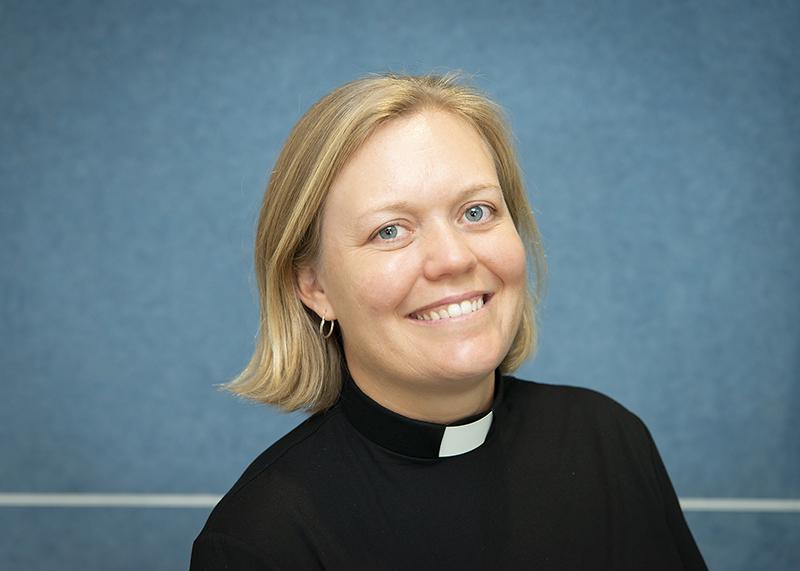 Rev. Dr Katherine Rainger, Senior Chaplain