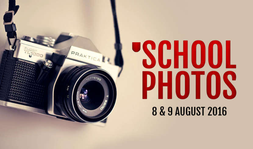 School Photos Banner