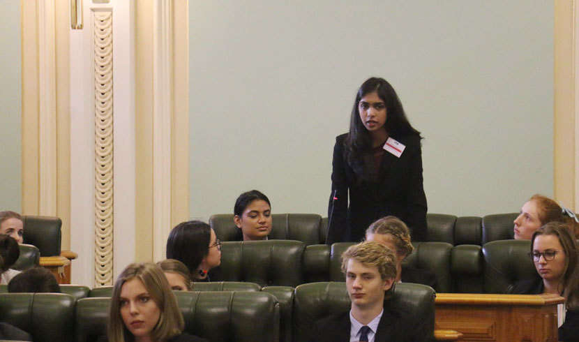 Youth Parliament Article