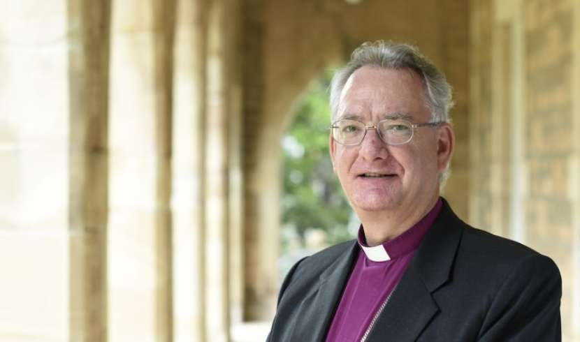 Archbishop Phillip Aspinalls Message For 2020
