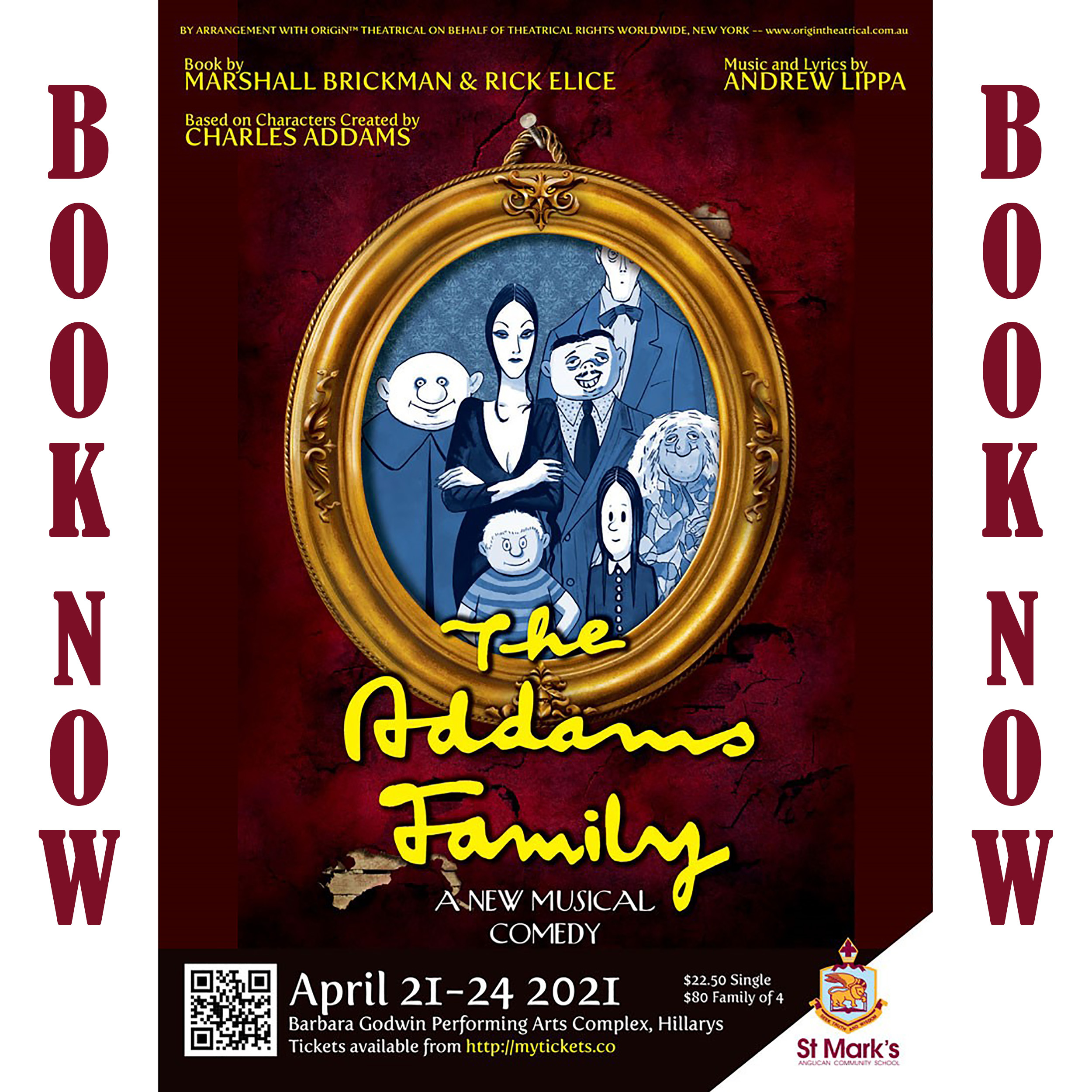 'The Addams Family' Tickets Released!