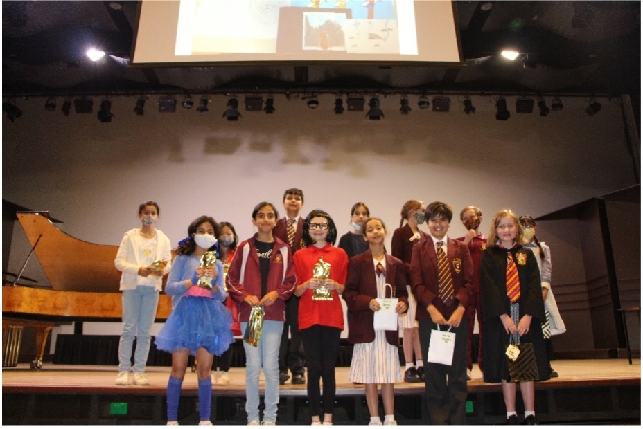 Art competition Prize winners