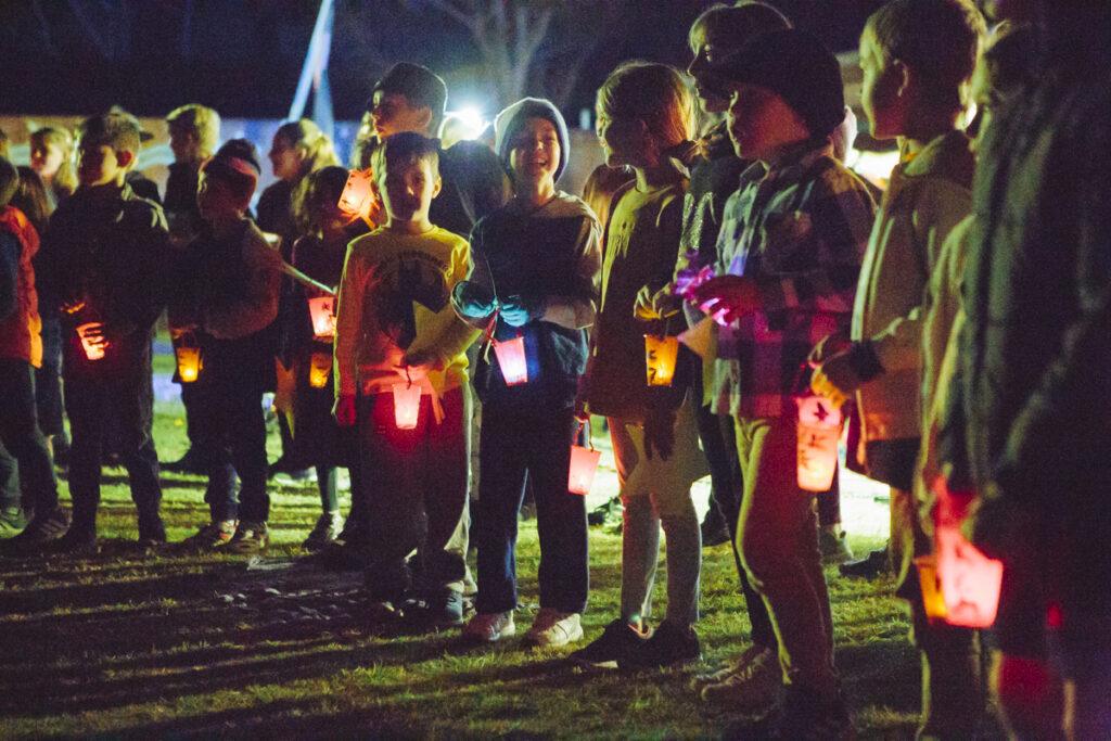 Silkwood School Winter Festival