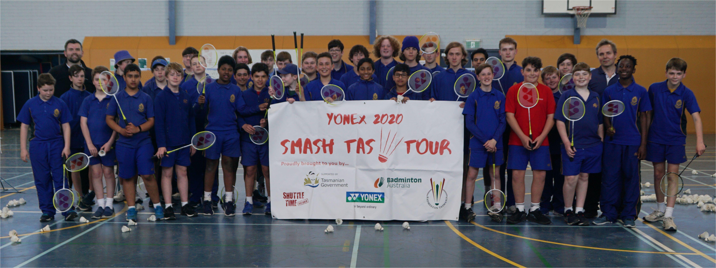 SVC Badminton Army