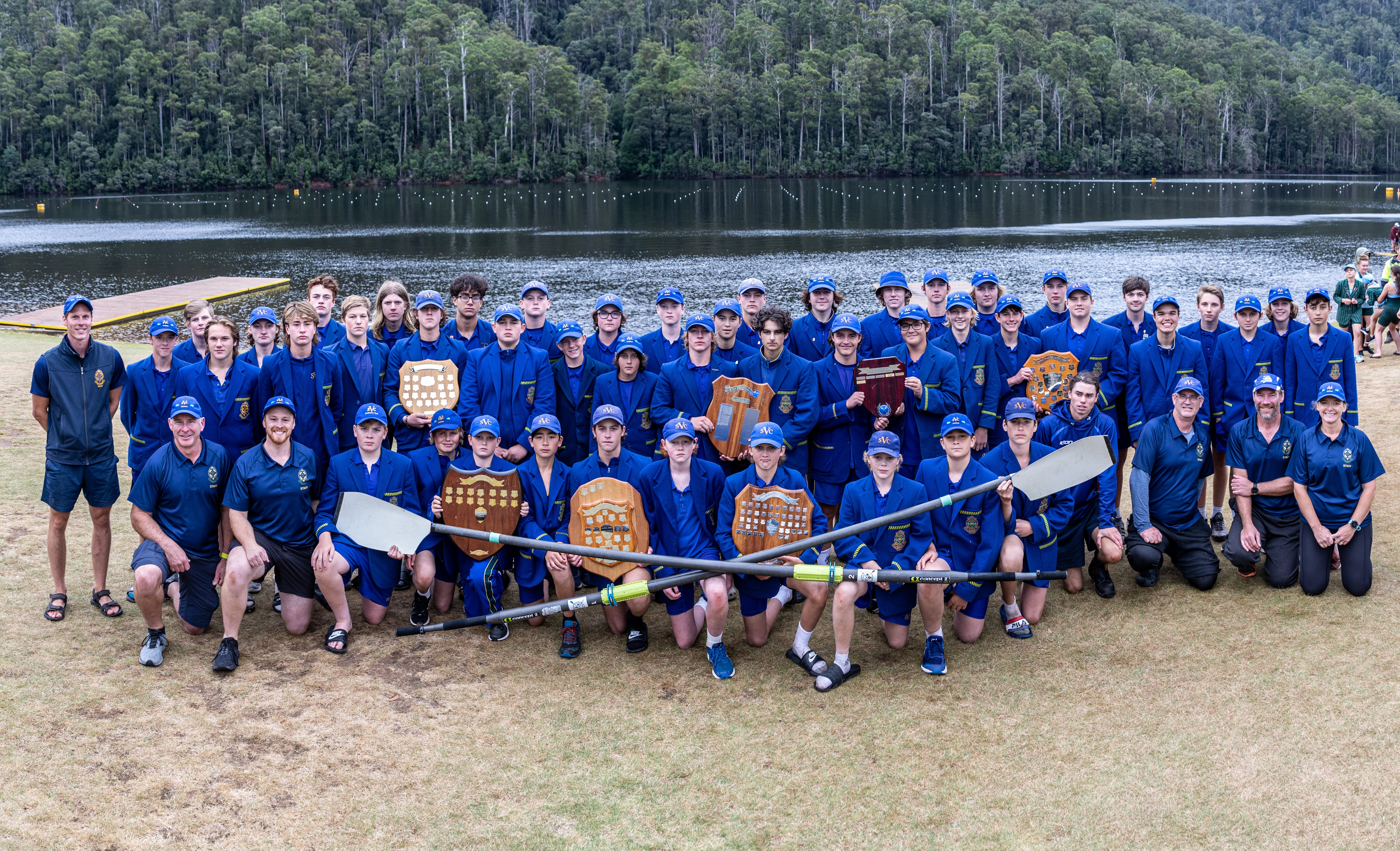 Team SVC, 2021 Head of the River