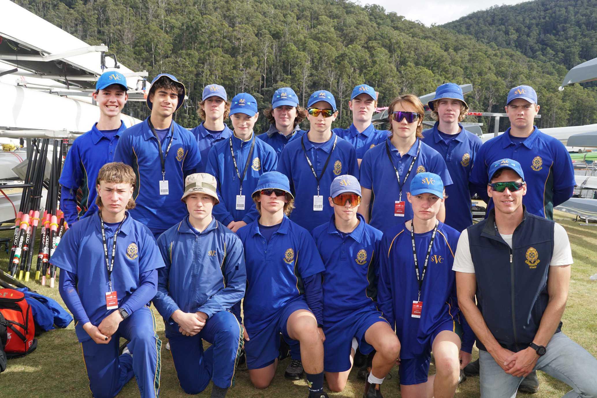 Team SVC, 2021 Nationals Squad
