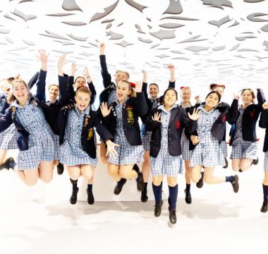 Toorak College Top Performers Photo Lisa Atkinson