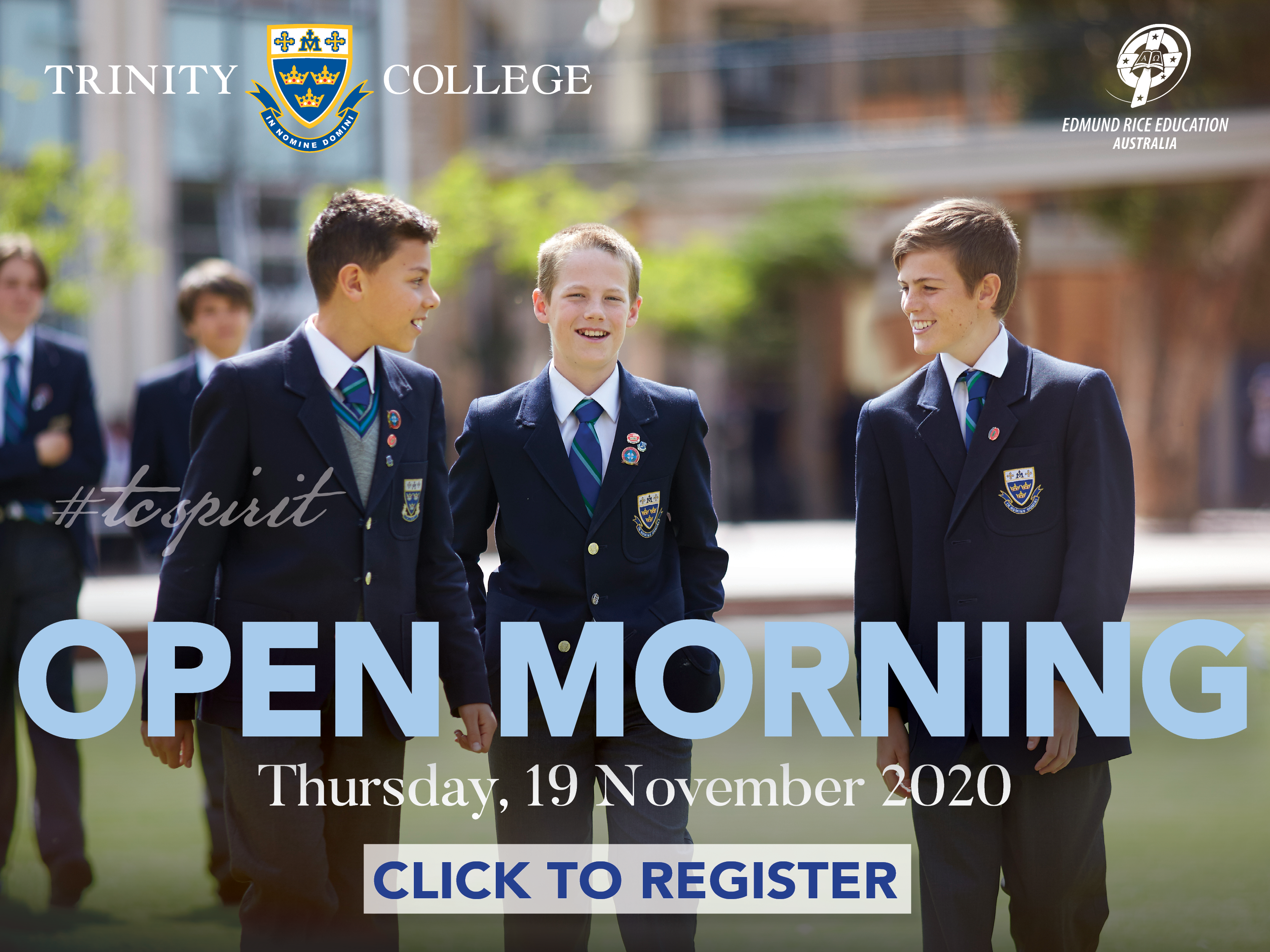 College Open Morning 2020