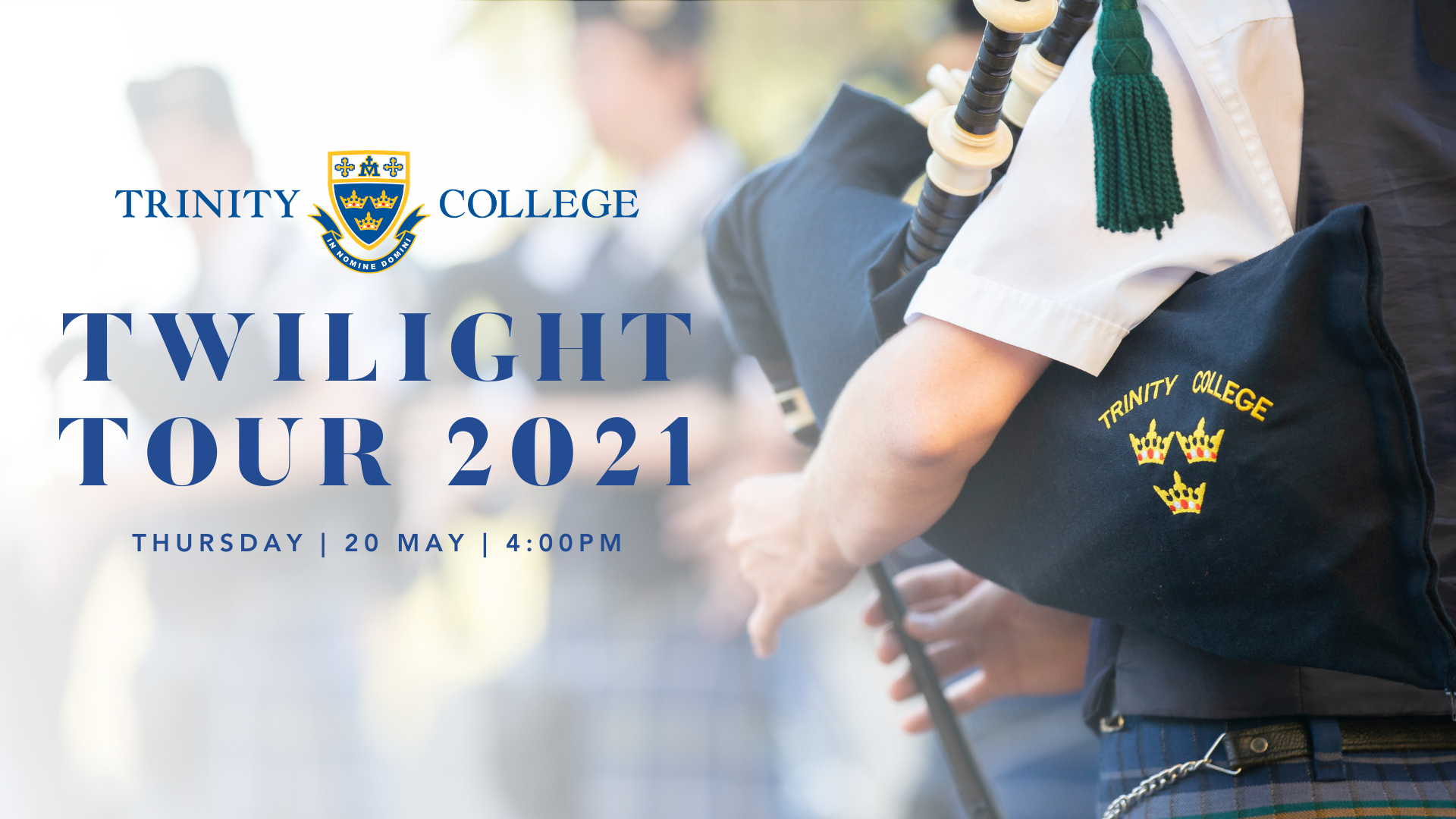 College Twilight Tour 2021
