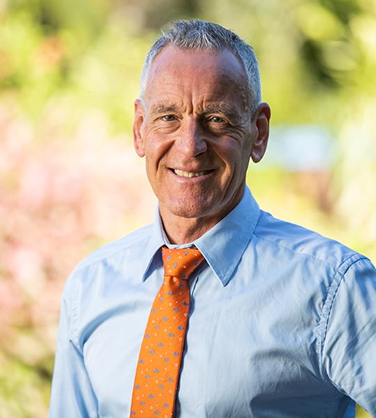 Principal of The Essington School, Mr Brian Kennelly