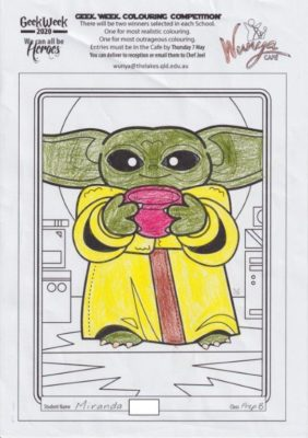 Colouring  Comp 2020  Star  Wars 3
