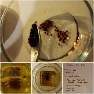 Molecular  Gastronomy  Challenge 2020 12