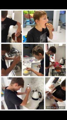 Molecular  Gastronomy  Challenge 2020 2