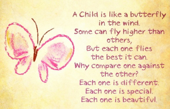 Every Child has a Different Learning Style and Pace. Each Child is… Source: Google