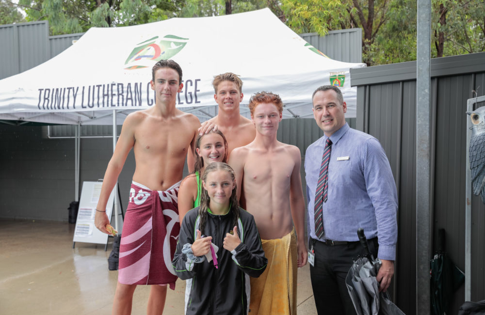 The 2020 'Championship Event' Based Swimming Carnival