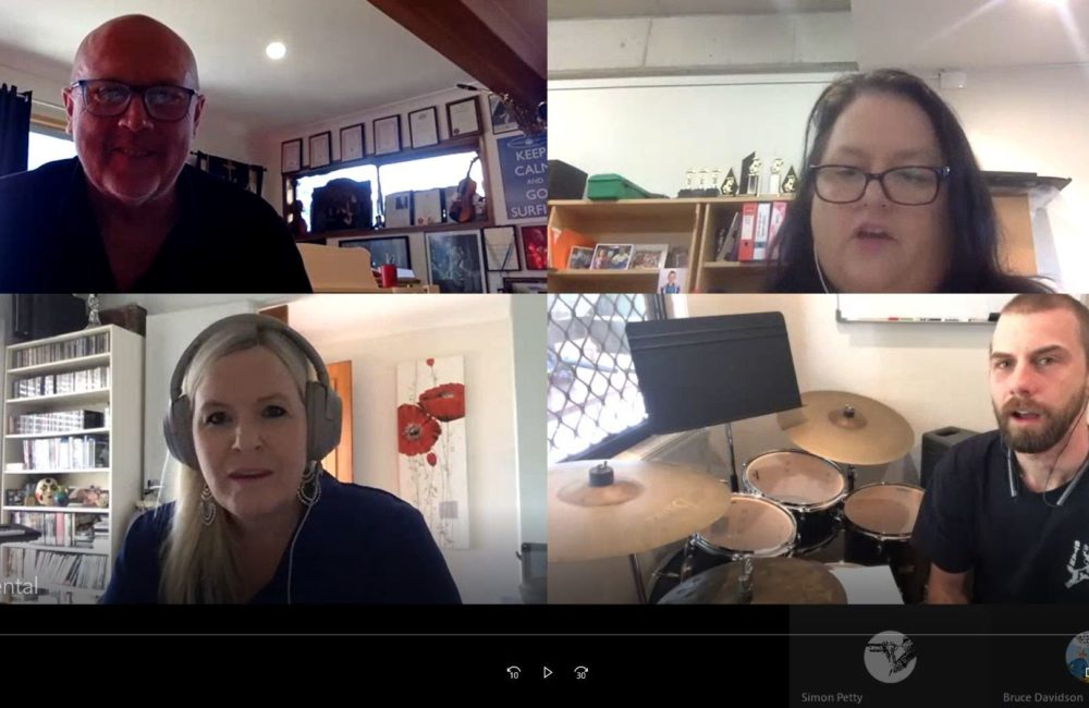 Our very first Online Twilight Concert!