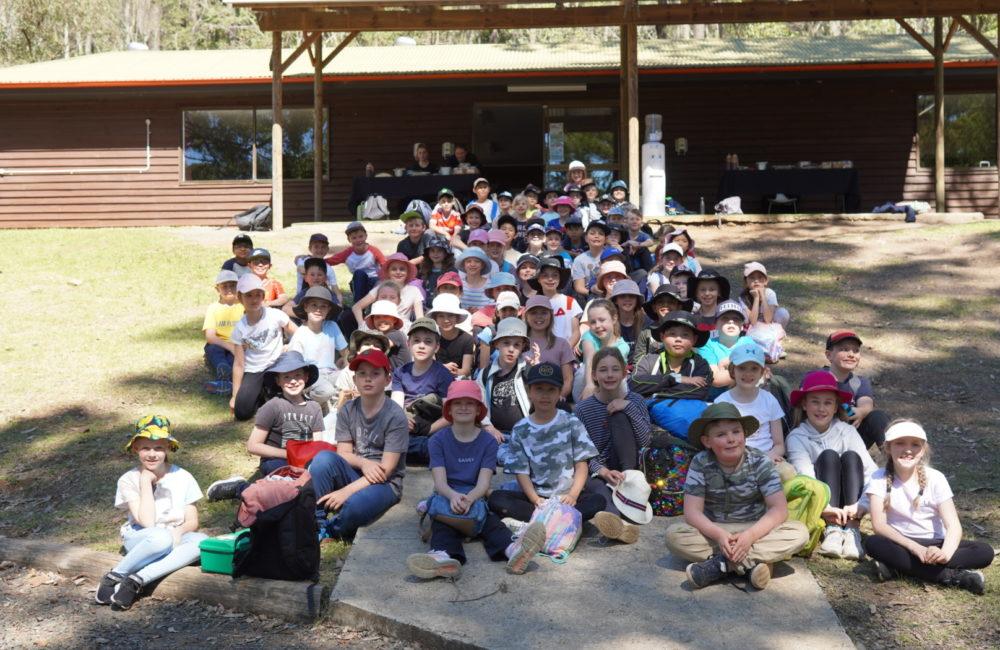 Year 4 Camp at Thunderbird Park