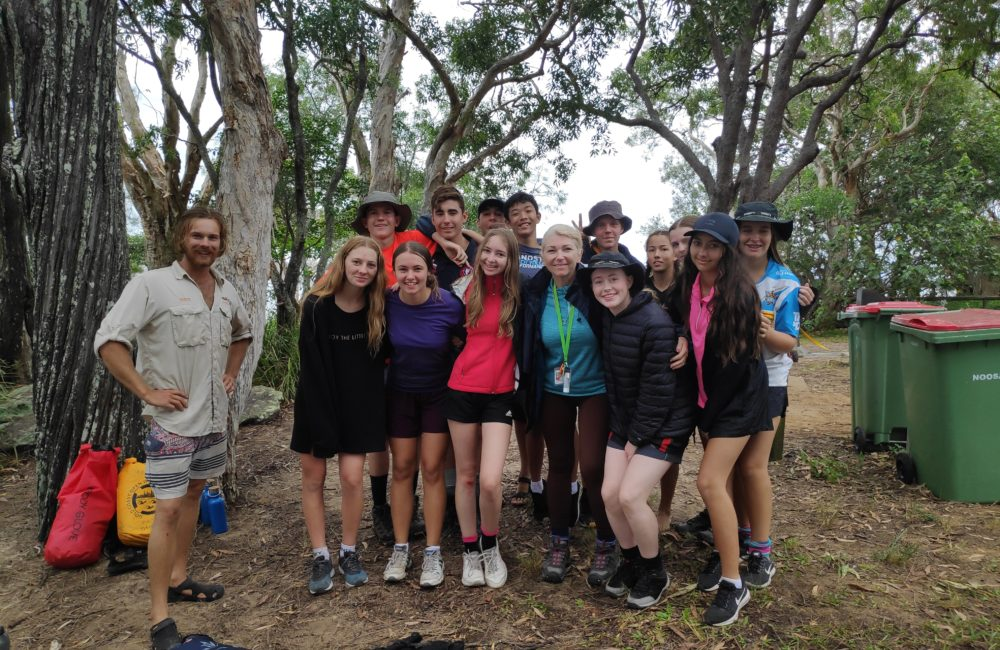 Year 10 Camp to Conondale National Park Expedition