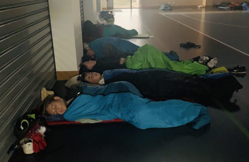 Year 11 2020 Homelessness Sleepout