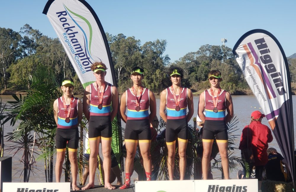 Excellent Success at the State Rowing Championships!!!
