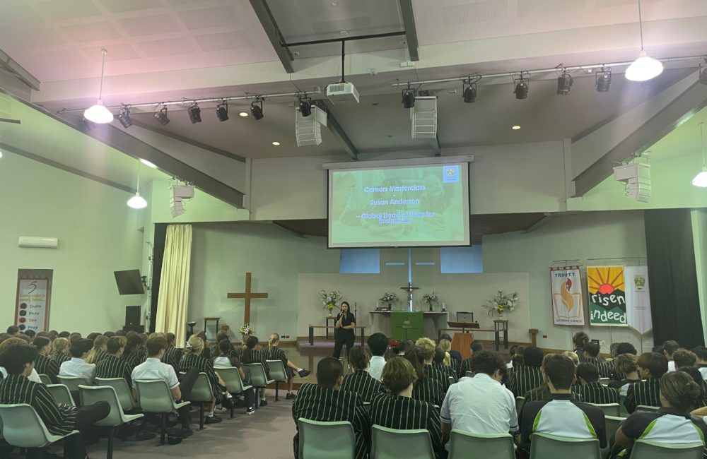 Careers Masterclass with Mrs Susan Anderson