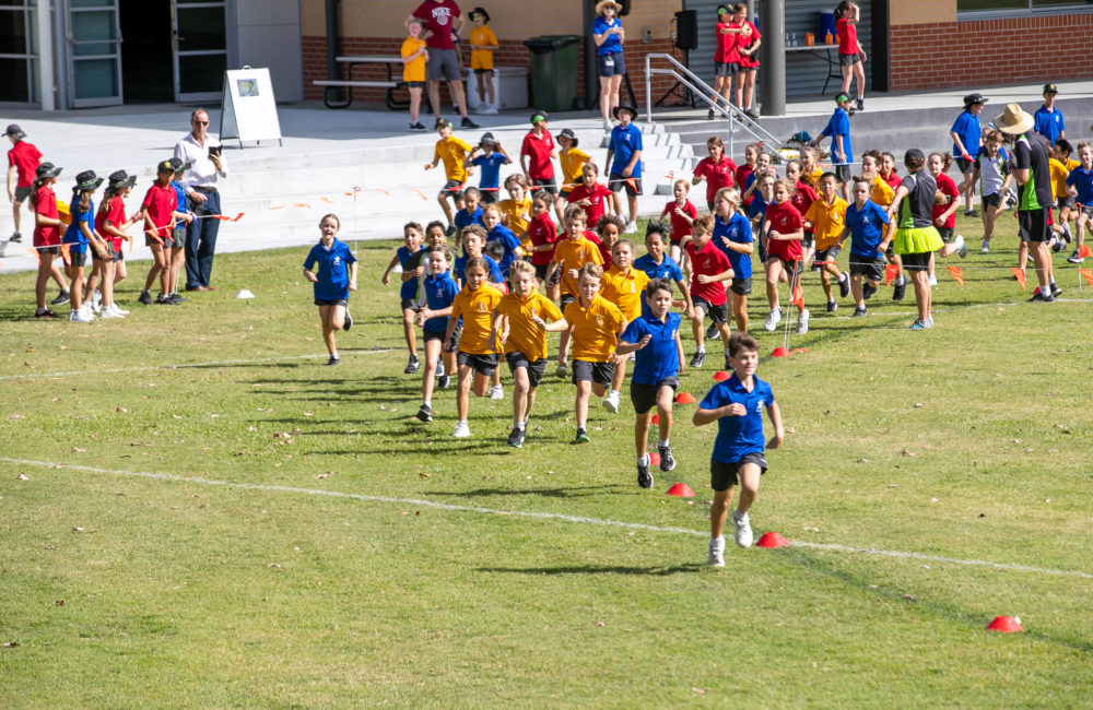 2021 Junior Cross Country Carnival
