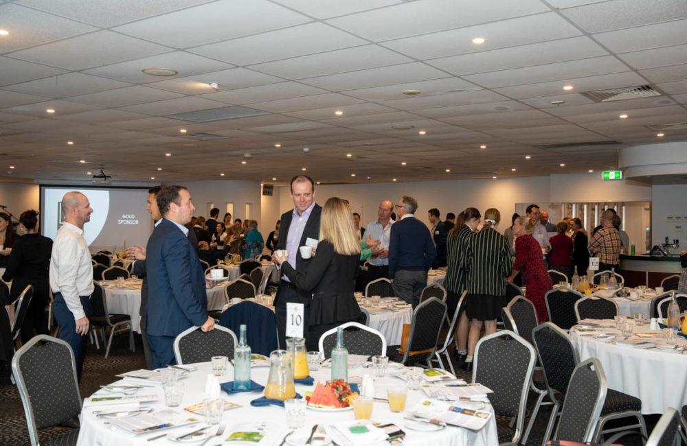 Trinity Foundation Business Breakfast