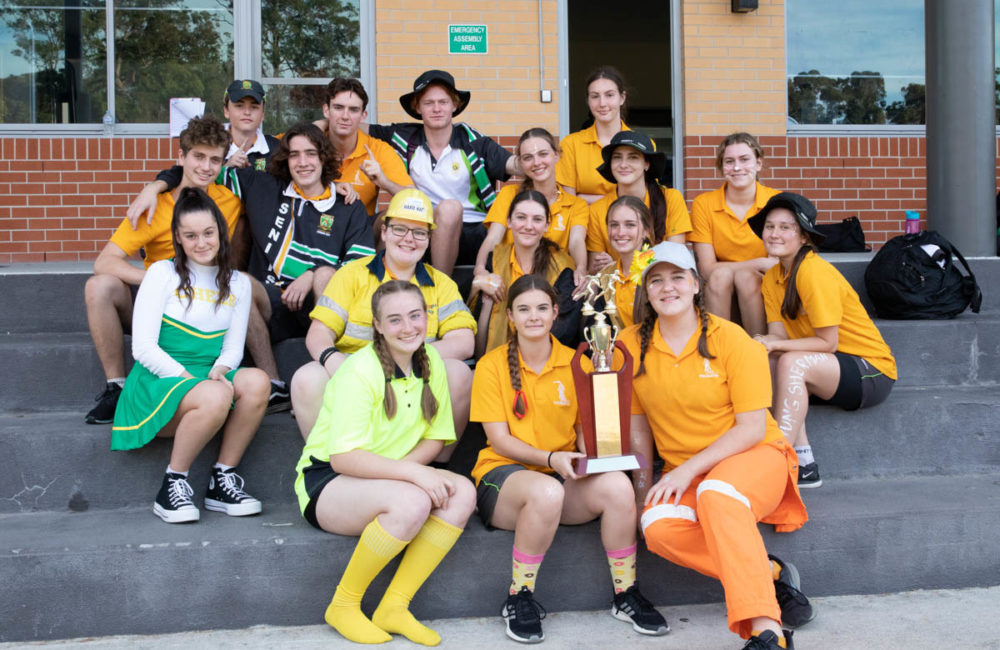 2021 Years 7 to 12 Inter-house Athletics Carnival