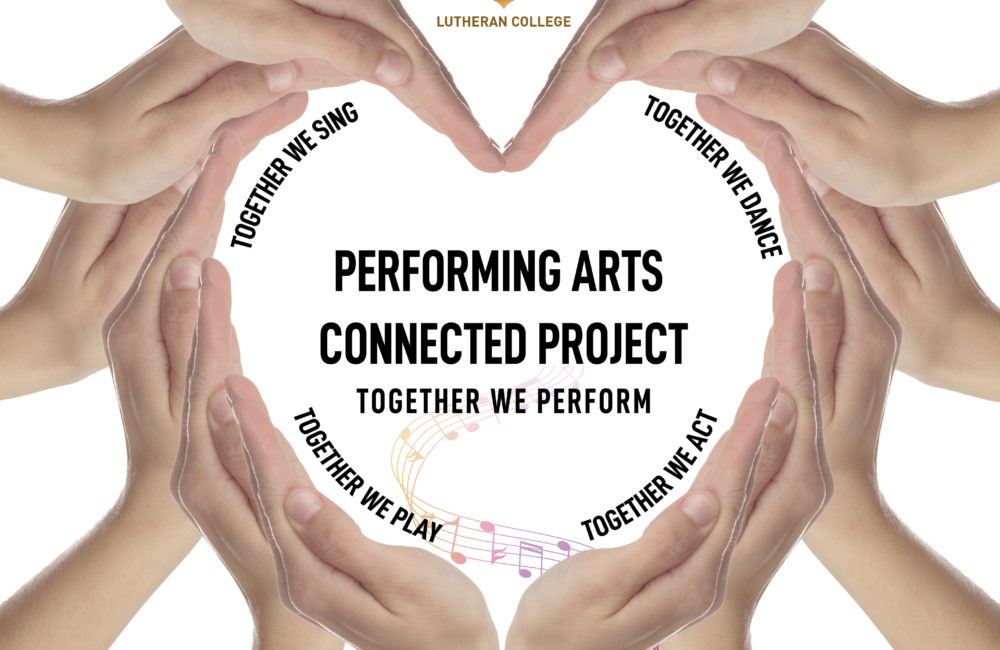 Trinity Performing Arts Connected Project – Together We Perform