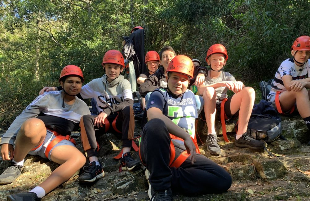 Year 7 at Camp Bornhoffen 2020