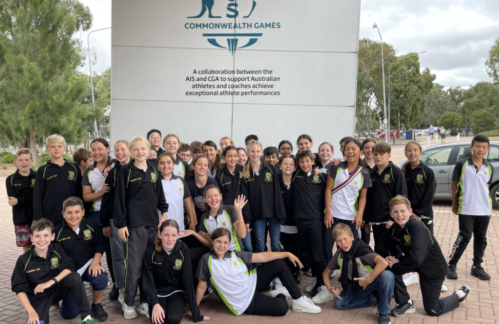 Year 7 Trip to Canberra 2021