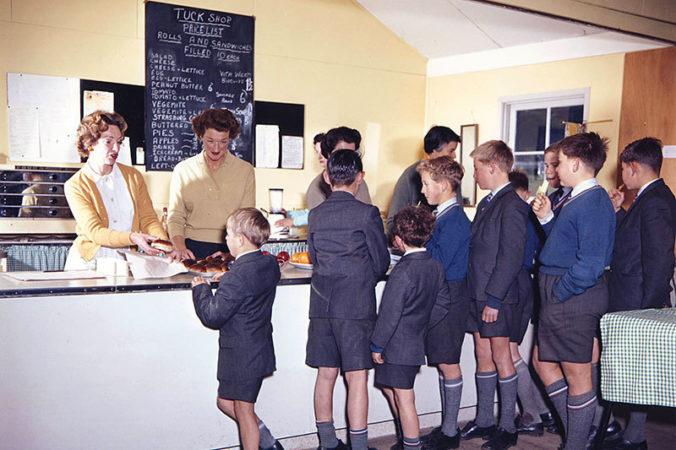 1962 Tuck Shop