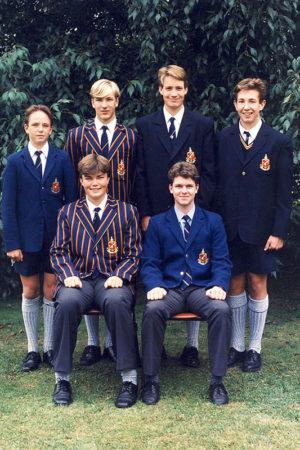 1991 Senior Musicians