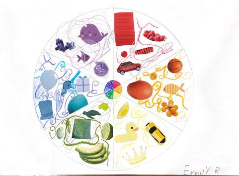 Emily R Colour Wheel