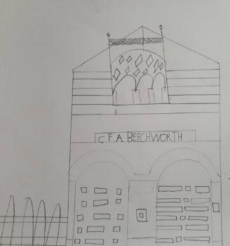 Rydah Beechworth Building Cfa