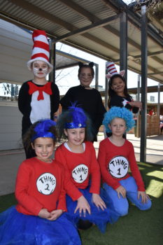 T3 Book Week Dress Up Day 3