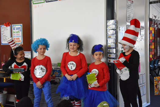 T3 Book Week Dress Up Day 20