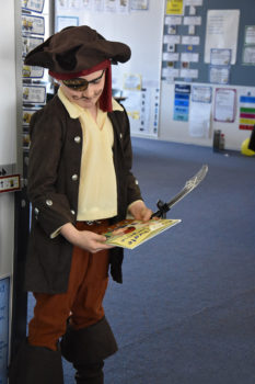 T3 Book Week Dress Up Day 24