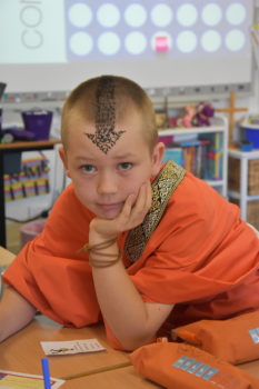 A Year 4 Talen Styles Is Pensive As The Avatar